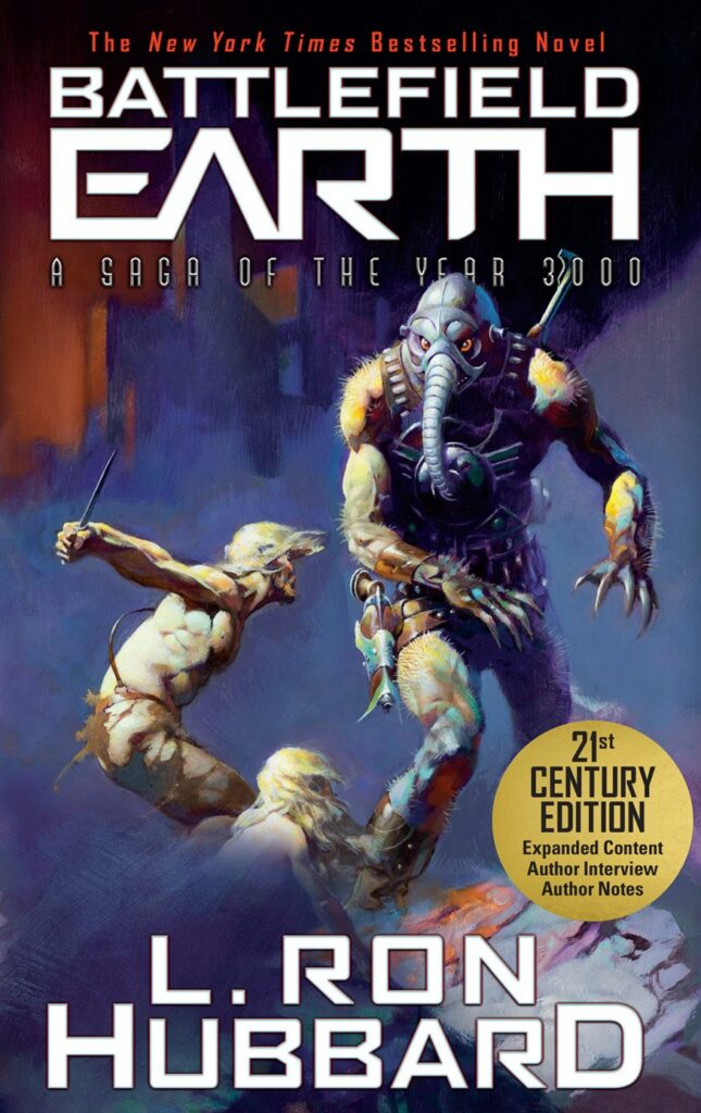 Battlefield Earth by L. Ron Hubbard pdf free Download