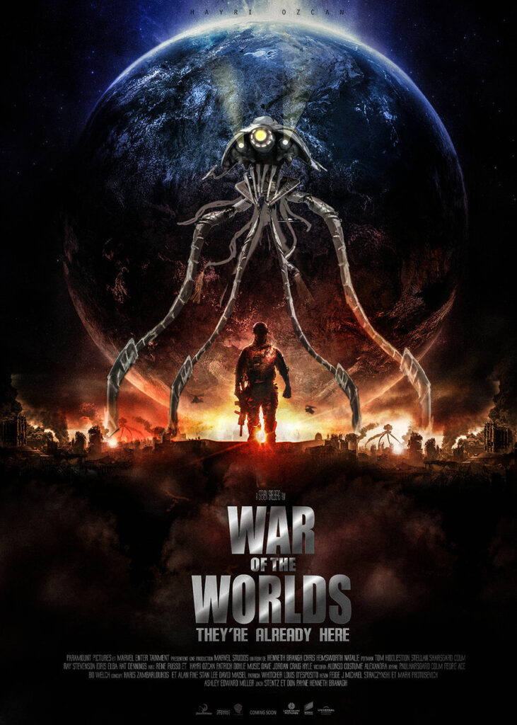 The War of the Worlds by H.G. Wells pdf free Download