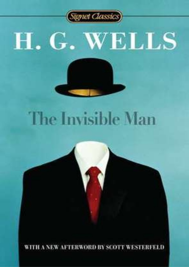 The Invisible Man by H. G. Wells pdf Download,the invisible man by h.g. wells