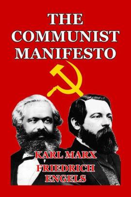 The Communist Manifesto pdf by Karl Marx & Fredrich Download,