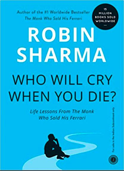 Who Will Cry When You Die,who will cry when you die review
