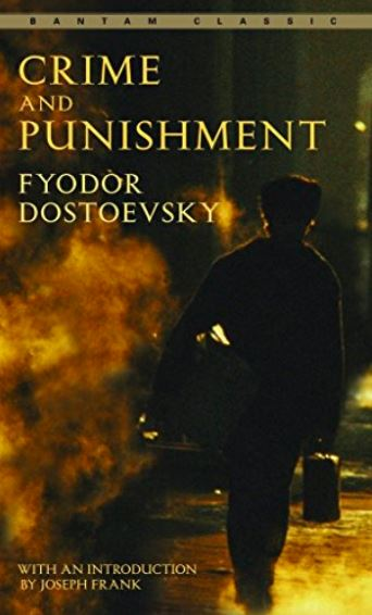 Crime and punishment,crime and punishment themes