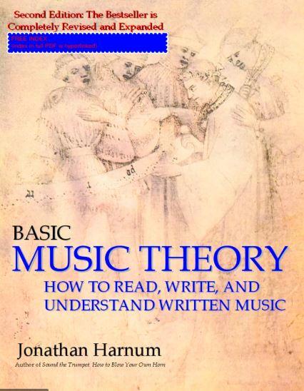 Basic Music Theory,free music theory