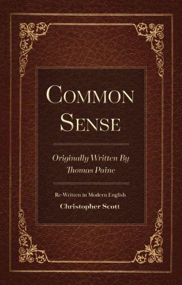 Common Sense,common sense examples