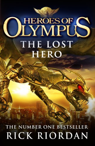The Lost Hero pdf free download by Rick Riordan & Percy Jackson