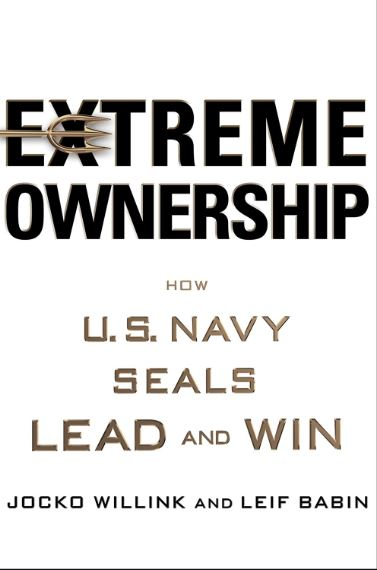 Extreme Ownership,Extreme Ownership TED Talk
