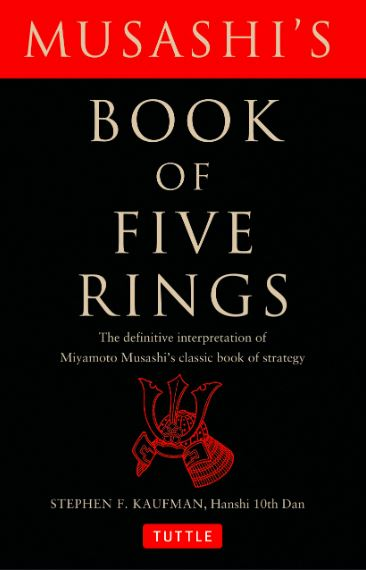 The Book of Five Rings,The Book of Five Rings summary