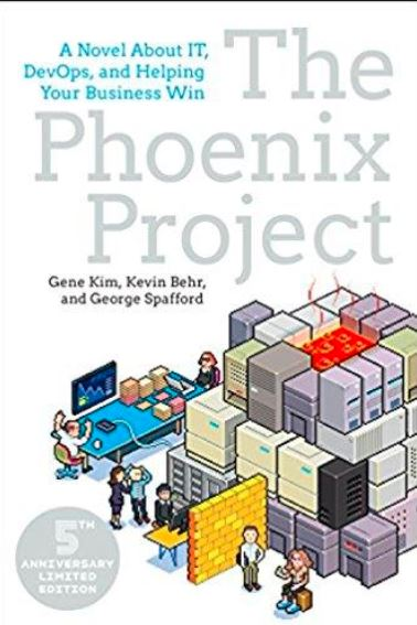The Phonix project,the phoenix project summary