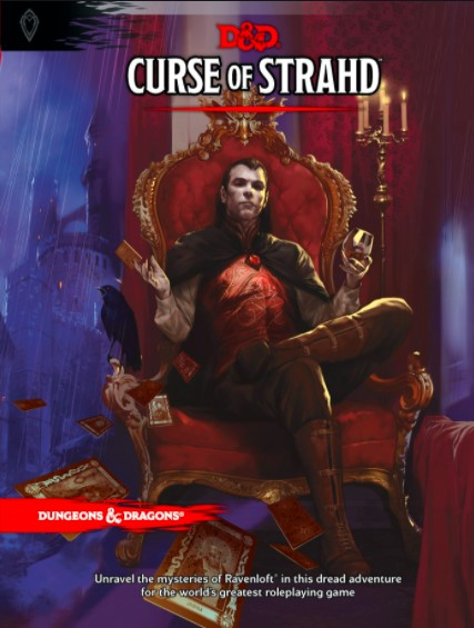 Curse of Strahd, curse of strahd pdf