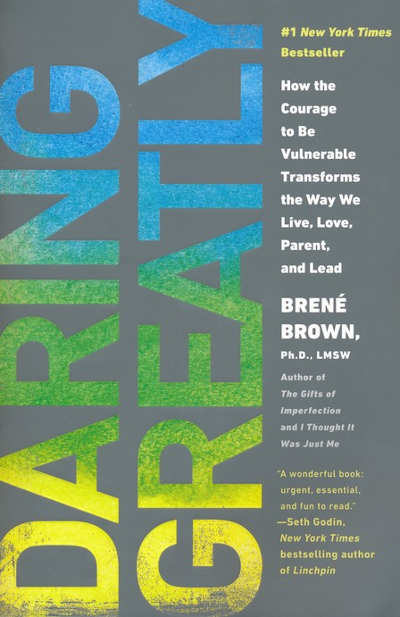 Daring Greatly pdf free download by Dr Brené Brown