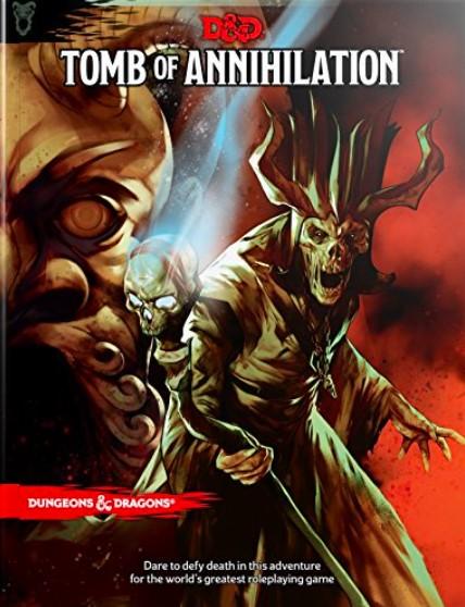 Tomb of Annihilation, Tomb of Annihilation summary